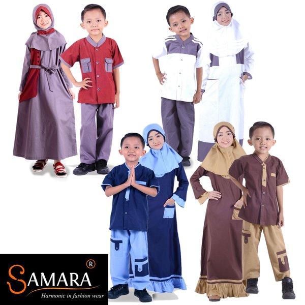 baju seragam pengajian anak